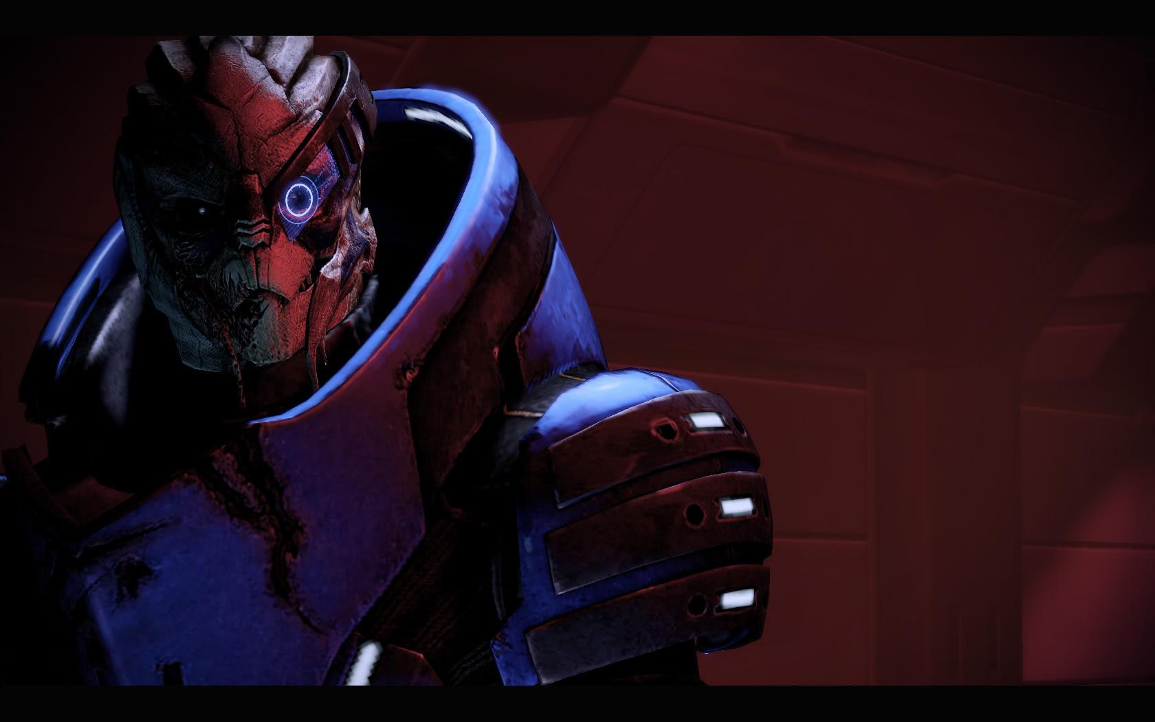 Garrus Vakarian Romance Wallpaper Garrus Vakarian in Mass Effect