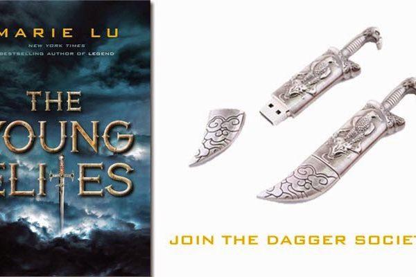 The Young Elites White Dagger USB